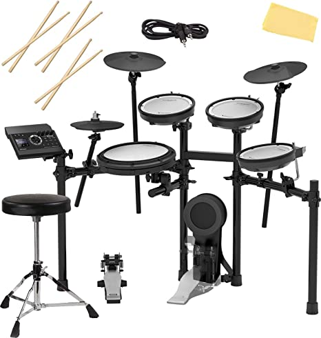 Roland TD-17KV-S Electronic Drum Set