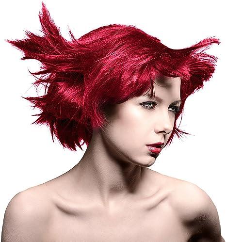 Vampiro rojo Manic Panic tinte de pelo 4 oz: Amazon.es: Salud ...