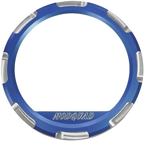 Modquad Blue Dash Gauge Bezel Polaris RZR ATV, Side-by-Side & UTV Parts & Accessories Auto Parts & Accessories
