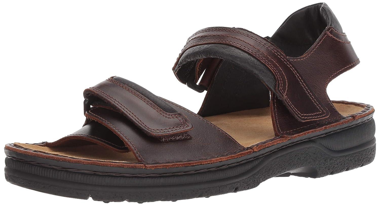 Naot Mens Lappland Leather Sandals 43 EU|Buffalo