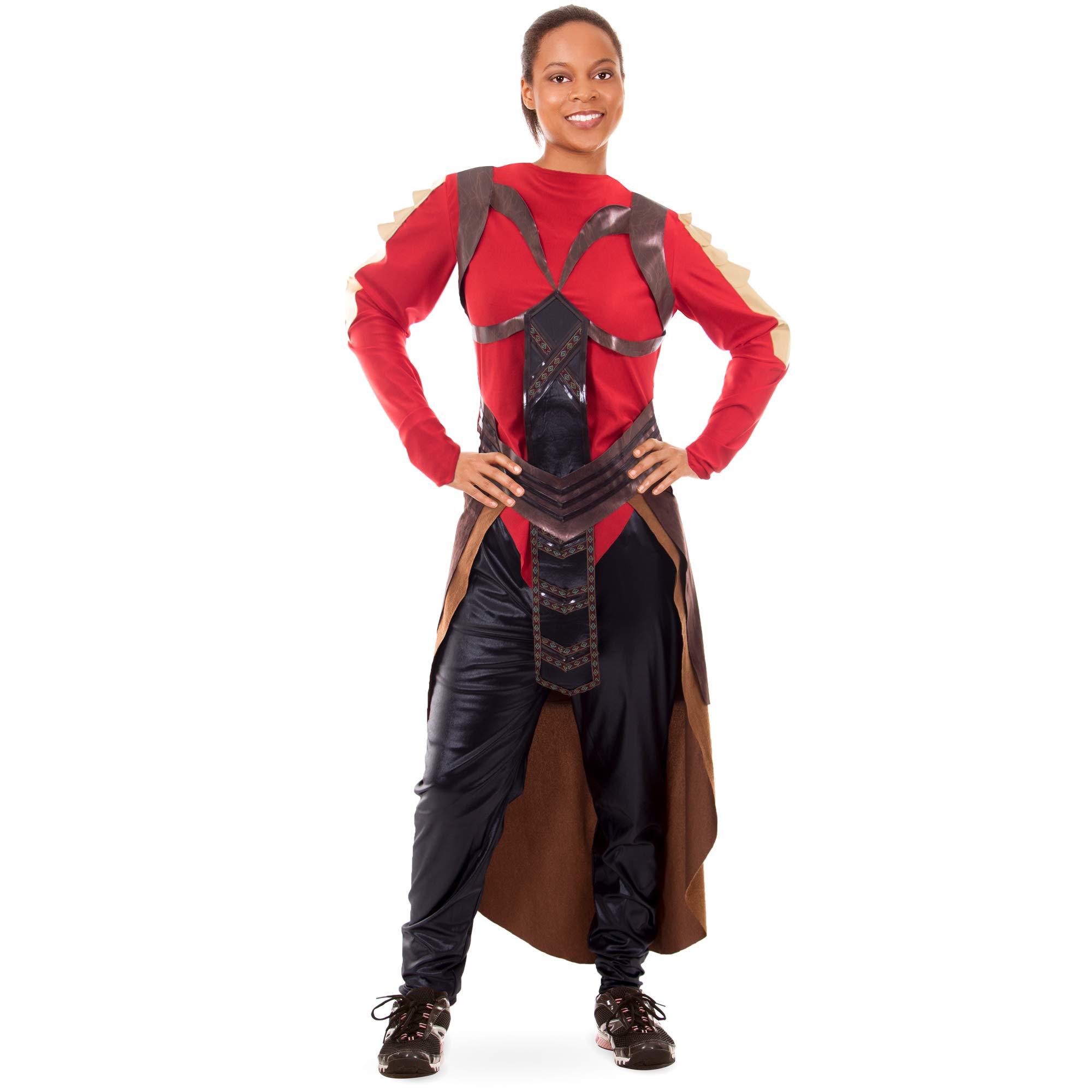 Elite Royal Guard Women S Halloween Costume Comic Book Superhero