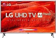 """Smart TV 4K LG LED 50"""" com Inteligência Artificial, Upscaler 4K, WebOS 4.5, 4K HRD Ativo e Wi-Fi - 50UM7510PSB"""