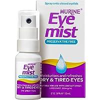 Murine Eye Mist Dry & Tired Eyes Spray 15mL