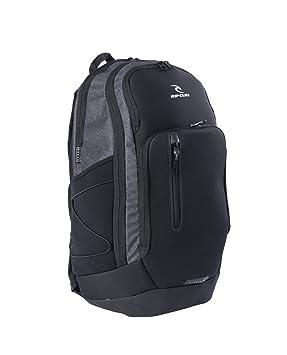 RIP CURL Backpack Mochila de Viaje,Ultraligera,Compartimento Acolchado para portátil,Compartimento Acolchado para portátil,Midnight: Amazon.es: Deportes y ...