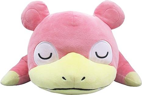Pokemon stuffed Pasupochi slowpoke from JAPAN lpm