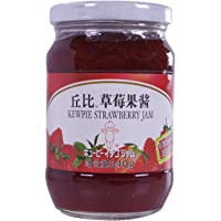 丘比草莓果酱340g