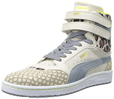 PUMA Women s Sky II Hi Animal Fashion Sneaker 12ea78f053