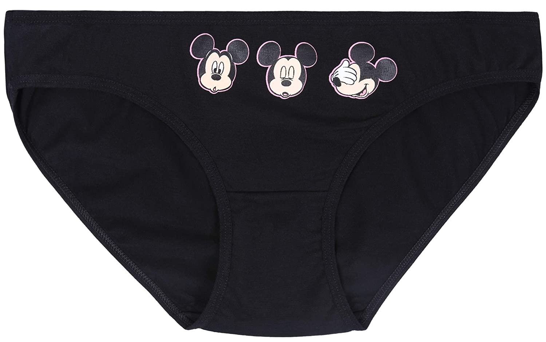 Bragas Negras Mickey Mouse Disney