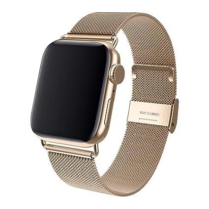 Amazon.com: Correa de reloj ENANYN compatible con Apple ...