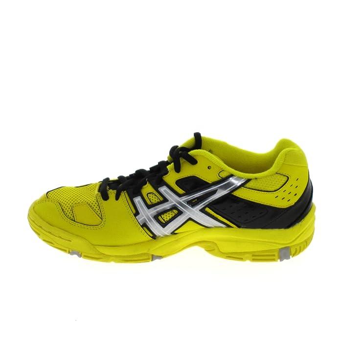 ASICS , Herren Handballschuhe, Gelb gelb Größe: 35 EU