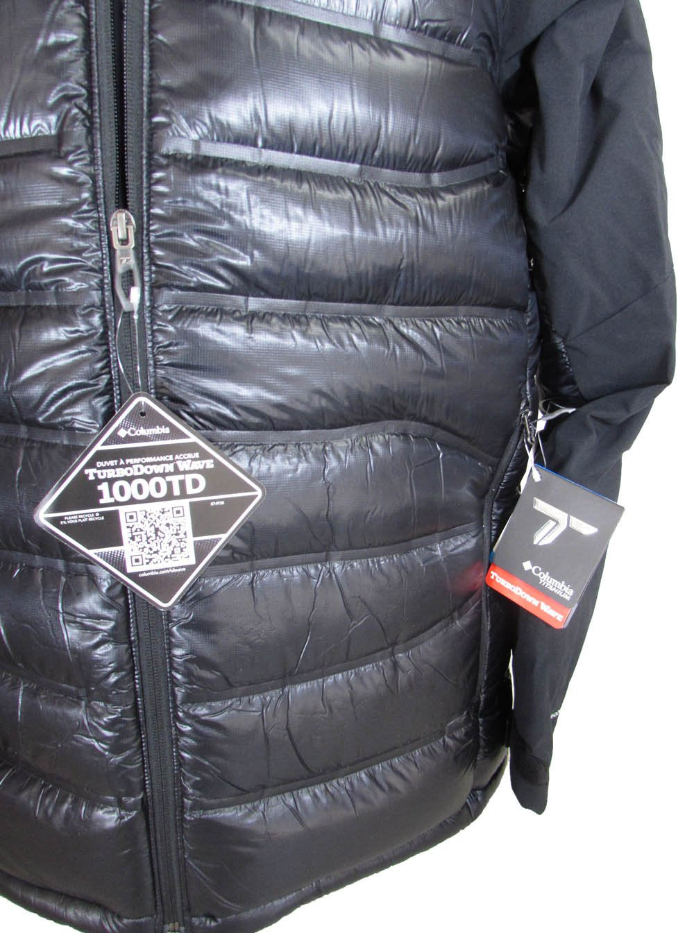 Columbia Heatzone 1000 Turbodown Hooded Down Jacket Small Black  Amazon.ca   Sports   Outdoors f8472600af