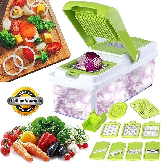 Freetor Pro cortador de verduras, cortador de verduras, cortador ...