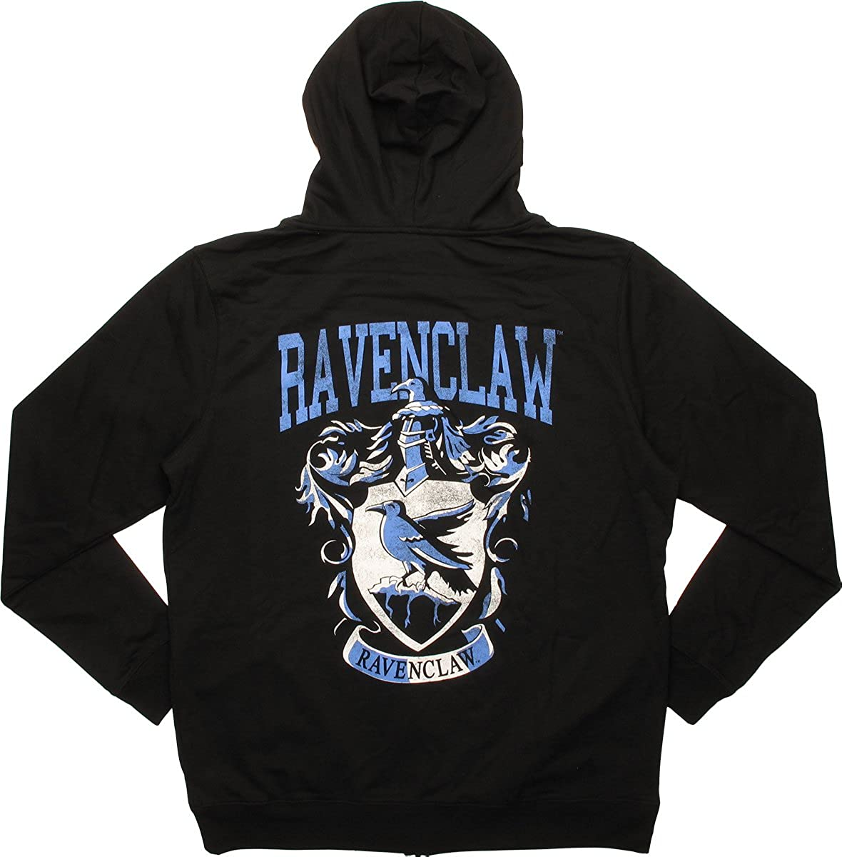 website for discount purchase cheap outlet boutique Amazon.com: Harry Potter Ravenclaw Crest Unisex Zip Hoodie: Clothing