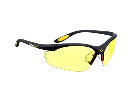 783260452ae Amazon.com   Gearbox Amber Lens Racquetball Eyewear   Sports   Outdoors