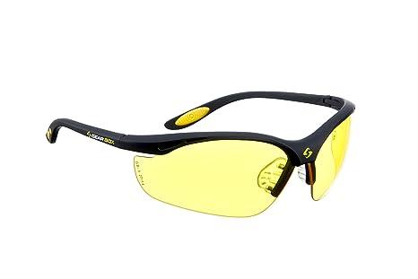 b04bc773409 Amazon.com   Gearbox Amber Lens Racquetball Eyewear   Sports   Outdoors