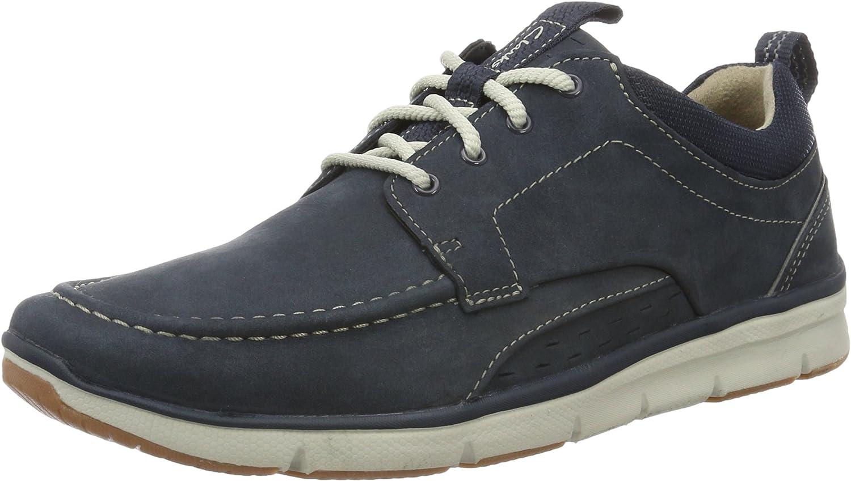 Clarks Orson Bay, Zapatos de Cordones Derby Hombre