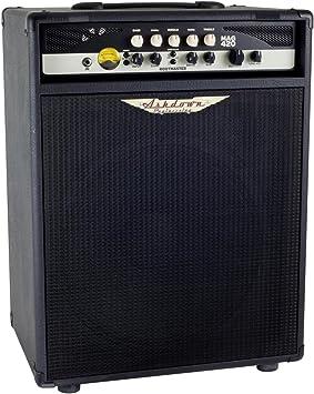 Ashdown rm-c115 – 420 amplificador combo para bajo (350 W