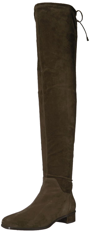 Aquatalia Women's Lisabetta Suede Knee High Boot B06VV42YDM 7.5 B(M) US|Olive