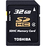 TOSHIBA 東芝 SDHCカード 32GB SD-K32GR7W4 【並行輸入品】