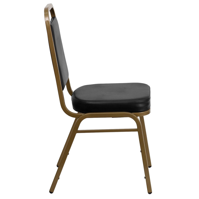 Amazon.com: Flash Furniture HERCULES Series Trapezoidal Back ...