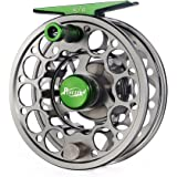 Piscifun Sword Fly Fishing Reel with CNC-machined Aluminum Alloy Body 3/4, 5/6, 7/8, 9/10 Weights(Black,Gunmetal,Pink,Space Gray)