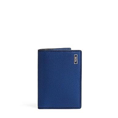 075c0d8c4ad Amazon.com  TUMI - Monaco Folding Card Case Wallet for Men - Navy ...