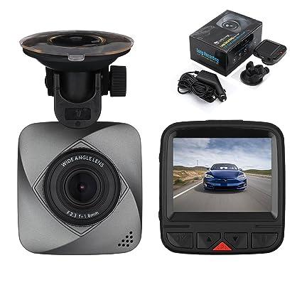 Amazon.com: isYoung Dashboard Camera 720P HD Car Vedio Recorder ...