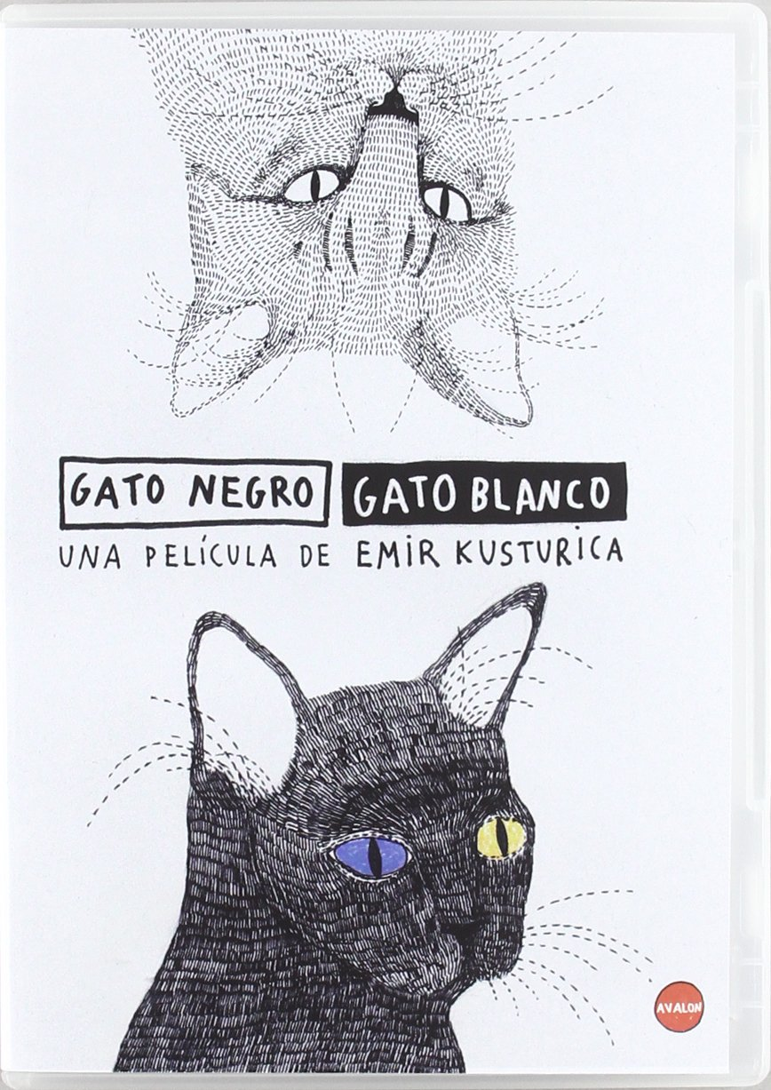 Amazon.com: Gato Negro, Gato Blanco (Import Movie) (European Format - Zone 2) (2011) Bajram Severdzan; Srdjan Todorovic: Movies & TV