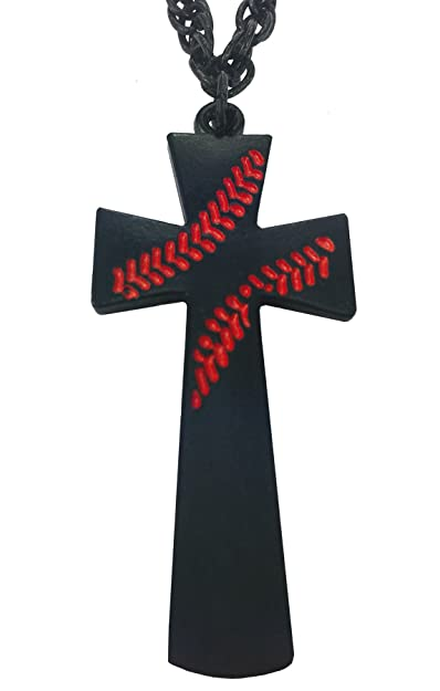 Amazon Com Wooworld Mens Cross Pendant Necklace I Can Do All Things