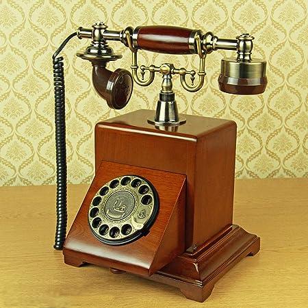 Eres el mejor Tocadiscos Retro Europeo de Madera Maciza teléfono ...