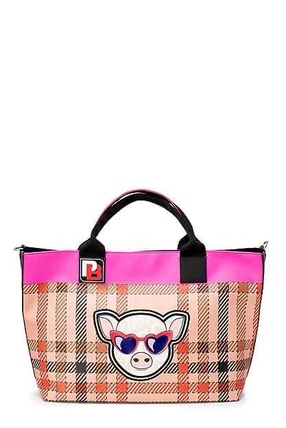 d32268ccf6884 PINKO - Fortuna Shopping - Rosa Bianco  Amazon.co.uk  Shoes   Bags