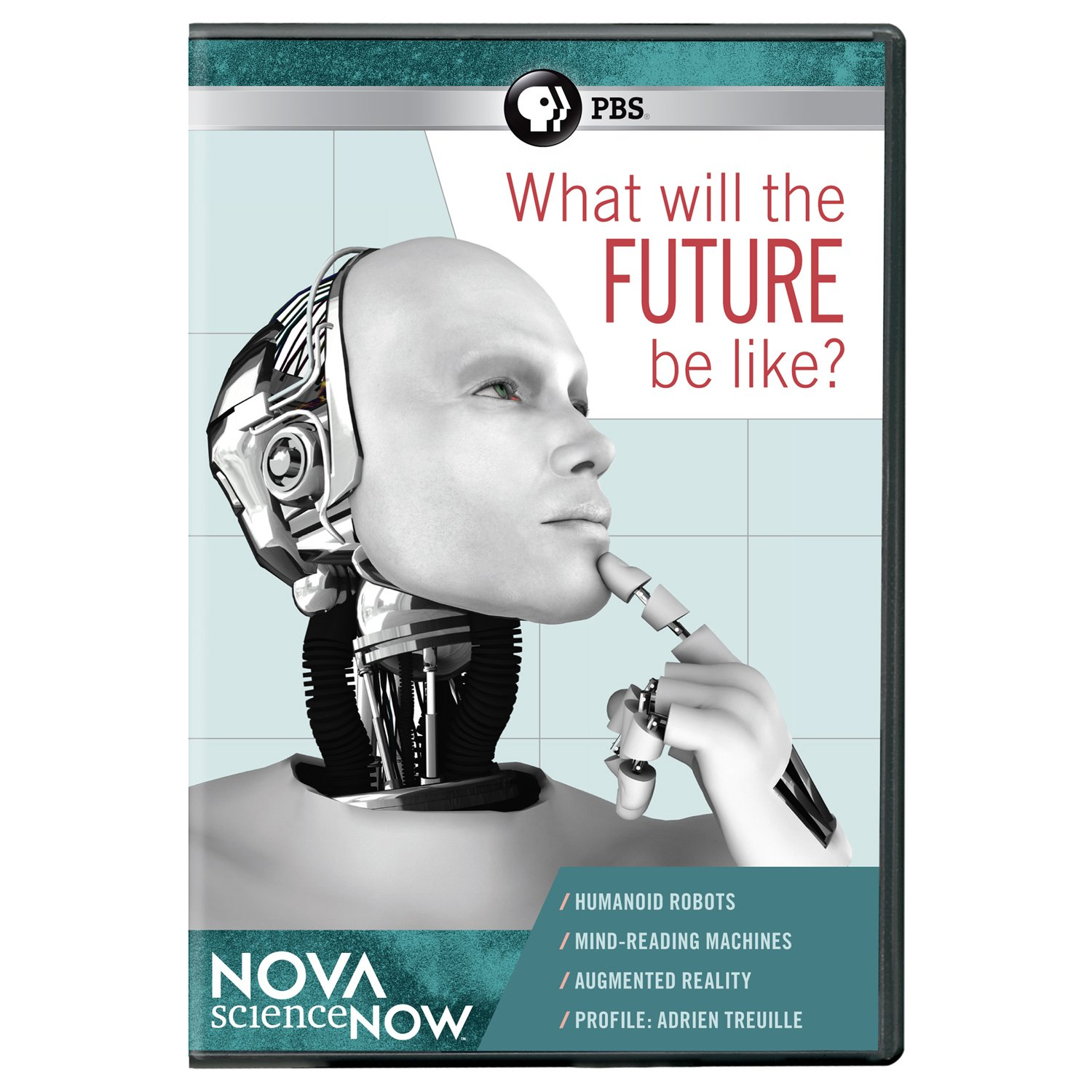 DVD : Nova Sciencenow: What Will The Future Be Like (DVD)