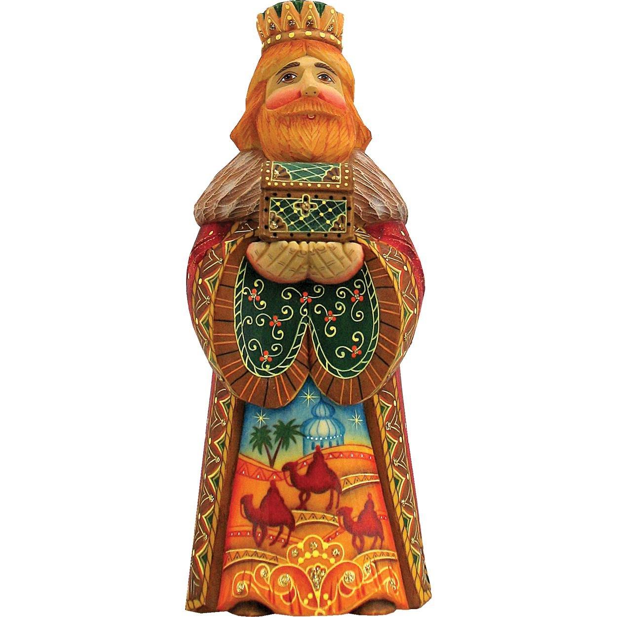 GDeBrekht 526322 King Melchior Folk Nativity B0051NYPZ2