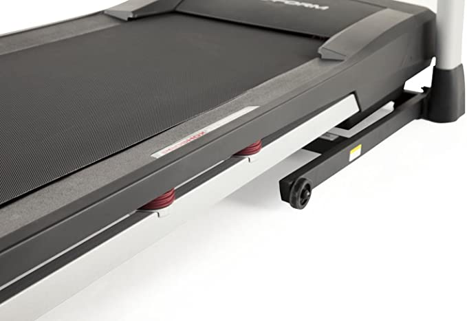 ProForm 730 ZLT - Cinta de Correr para Fitness, Color Gris: Amazon ...