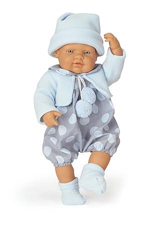 Falca - Muñeco bebé recién nacido (45248)
