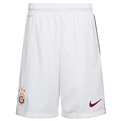 Short Replica Galatassaray FOOTBALL WHITE PEPPER RED PEPPER RED 14 15  Galatasaray Nike 0a9ced239d8