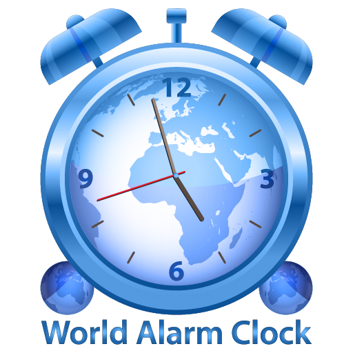 Android Alarm Clock With Count Down & Stop Watch Free