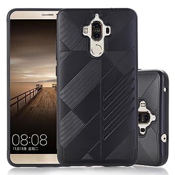 Xinantime Funda para Huawei Mate 9, Caso de Caucho Blando Carcasa para Moviles