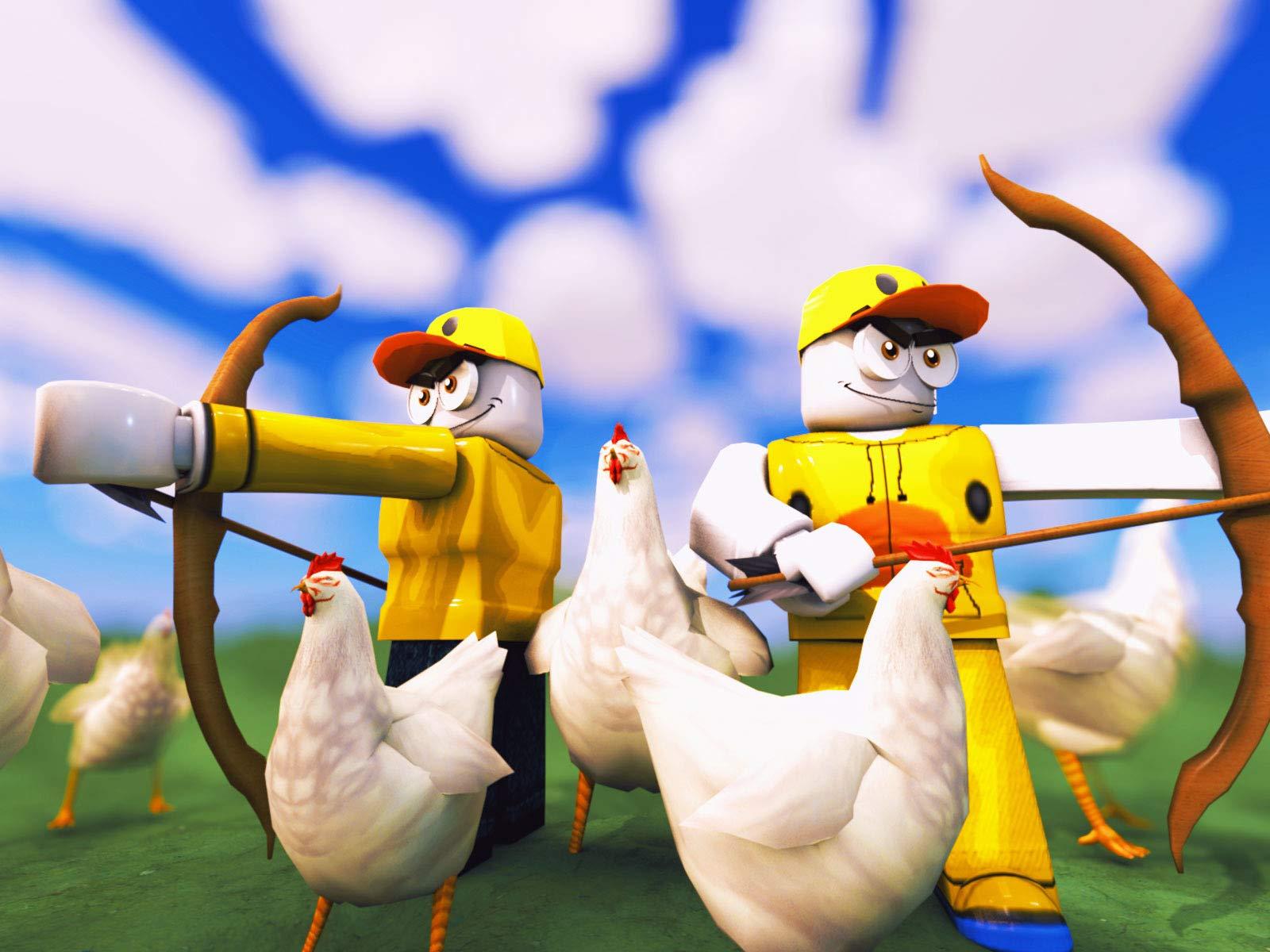 Amazon com: Clip: Roblox Funny Moments (PairOfDucks): PairofDucks