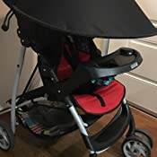 Amazon.com: Black – Funda para parasol capucha para bebé ...