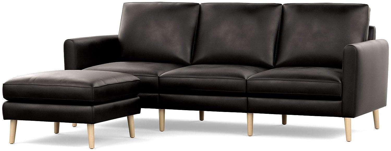 Fabulous Amazon Com Burrow Nlso Sl 3 Hi Lw Nomad Mid Century Modern Machost Co Dining Chair Design Ideas Machostcouk