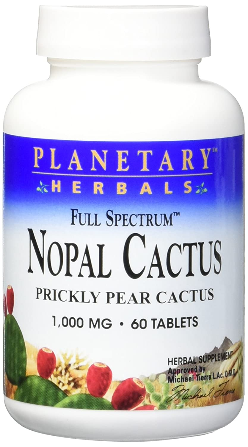 Buy herbal supplements 1000 count capsules - Amazon Com Planetary Herbals Fs Nopal Cactus Tablets 1000 Mg 60 Count Health Personal Care