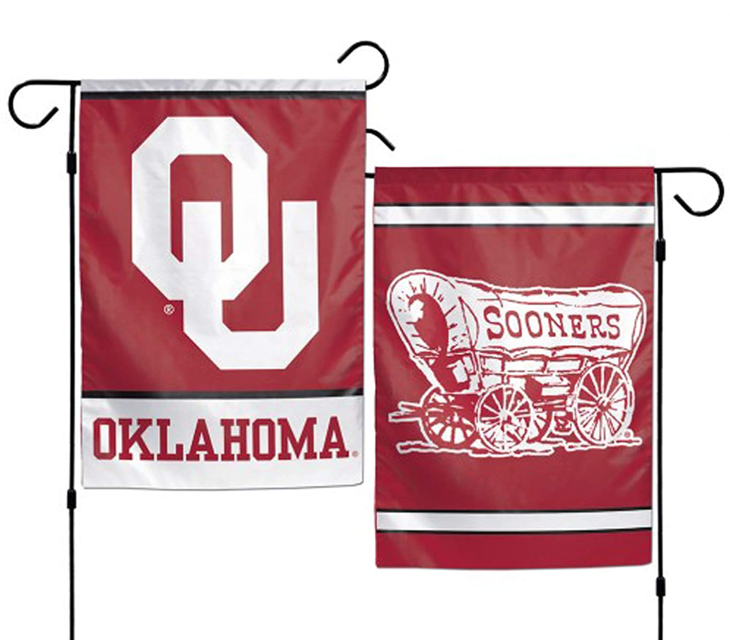 WinCraft NCAA University of Mississippi Ole Miss 12x18 Inch 2-Sided Outdoor Garden Flag Banner