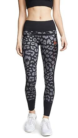 cf5b960512b24 adidas by Stella McCartney Women's Bt Comfort Leggings, Black/Granite,  X-Small