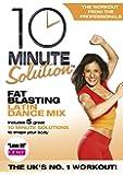 10 Minute Solution - Fat Blasting Latin Dance Mix [DVD]
