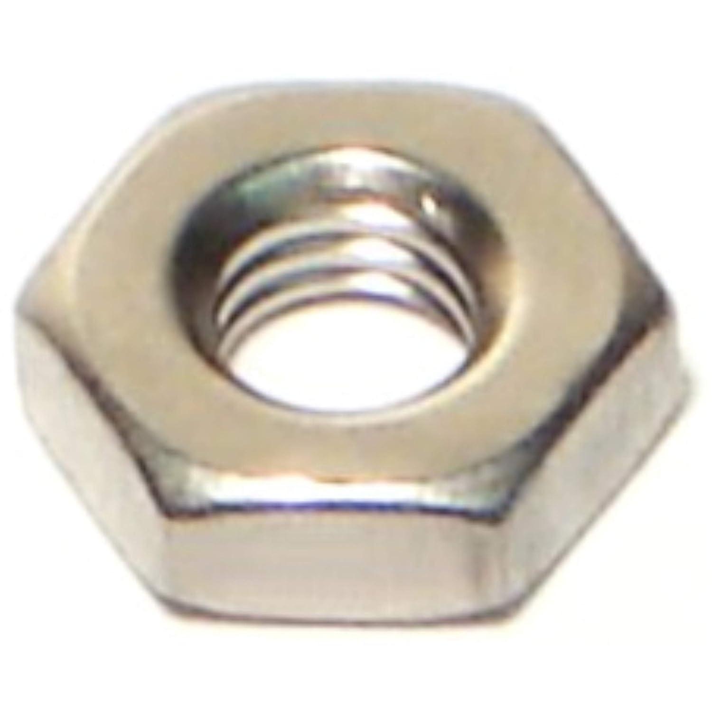 10-32 Hard-to-Find Fastener 014973448721 Hex Nut Piece-25 Midwest Fastener Corp