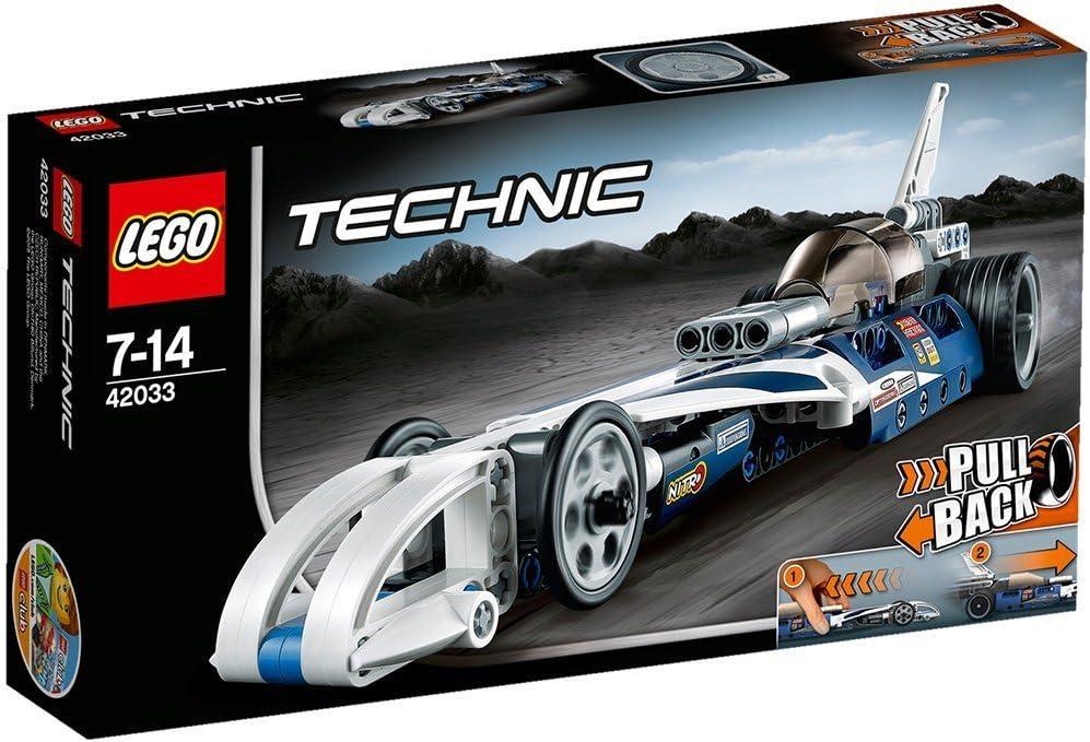 LEGO Technic 42033 - Action Raketenauto