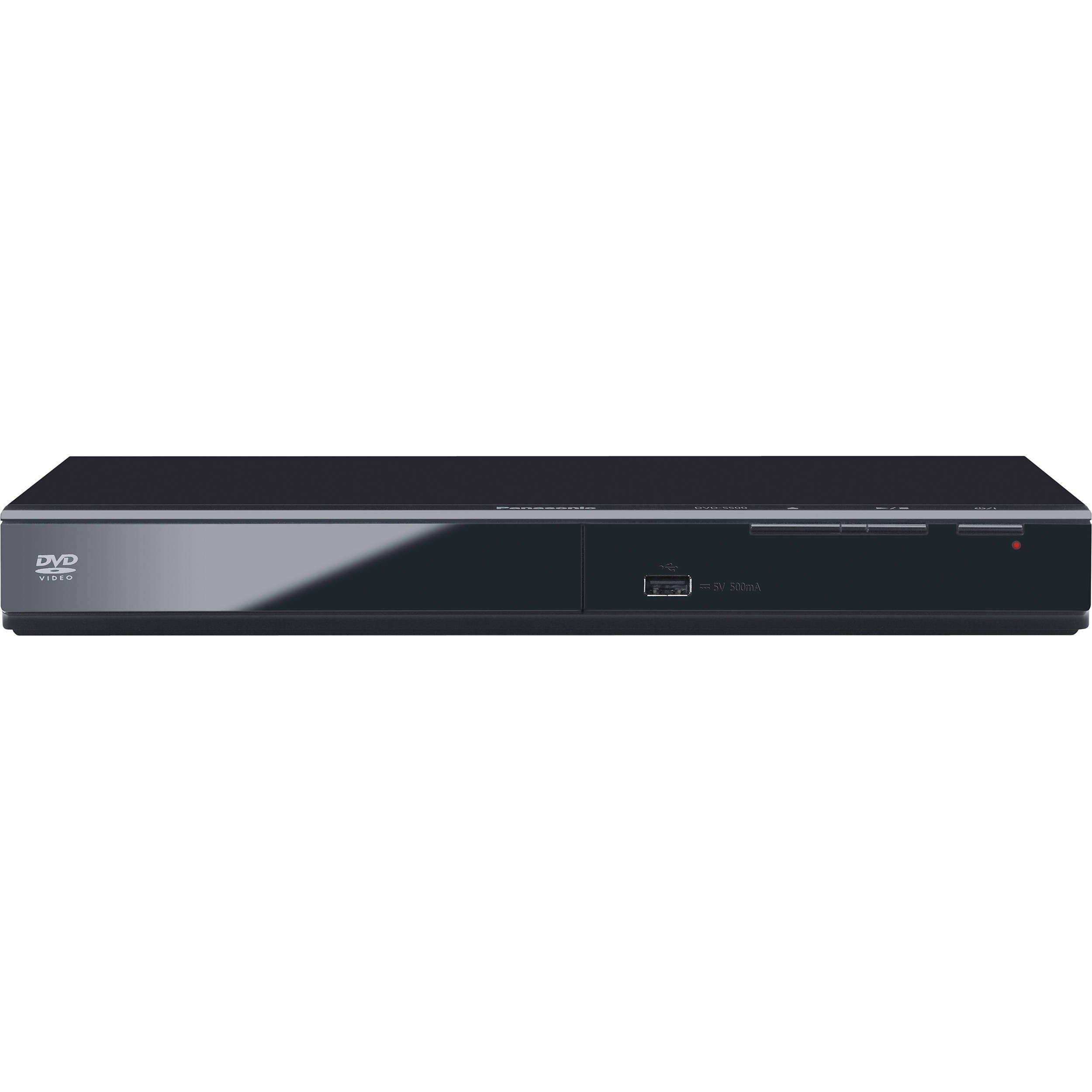 Panasonic Region Free Multi Zone DVD Player Plays 1 2 3 4 5 6 7 8 9 PAL NTSC With Remote control