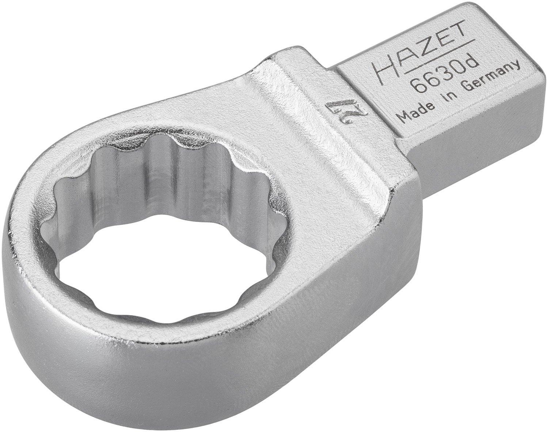 HAZET 6630D-24 Einsteck-Ringschl/üssel