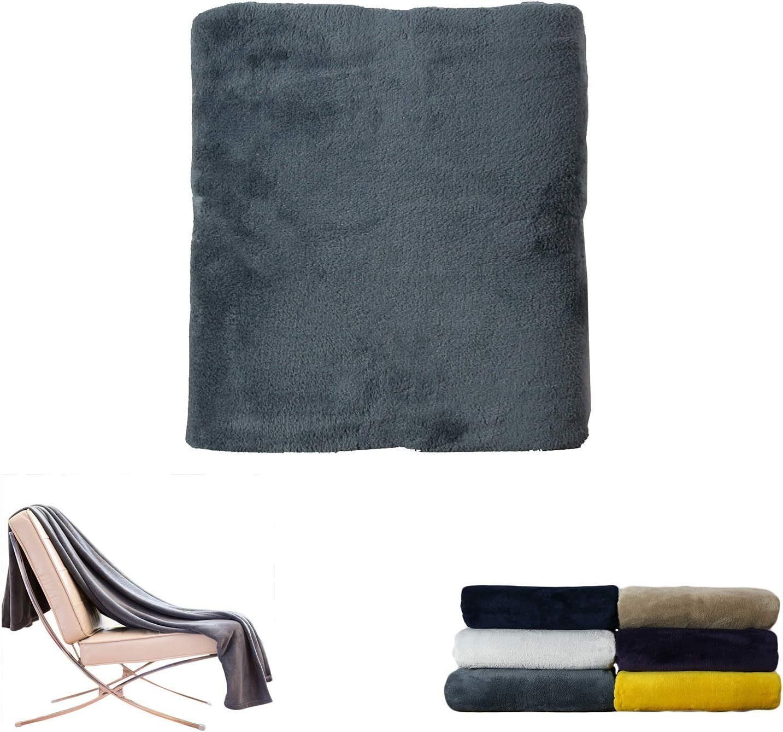 Plusieurs couleurs disponibles Avec couverture souple en gris ardoise Ensemble Aztex TowelsRus 1 housse de lit de massage classique avec trou pour le visage